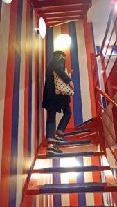 階段2階~3階