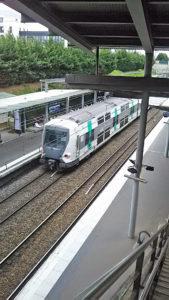 Val d' Europe駅🚉
