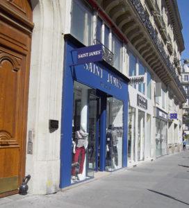Paris店