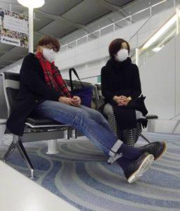 ランス👞羽田空港🛫