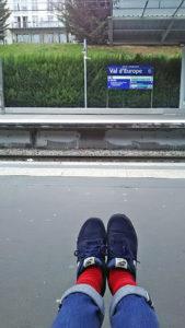 Vai d' Europe 駅