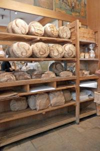 田舎パン⑤
