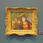 『ふたりの少女』(1890年)